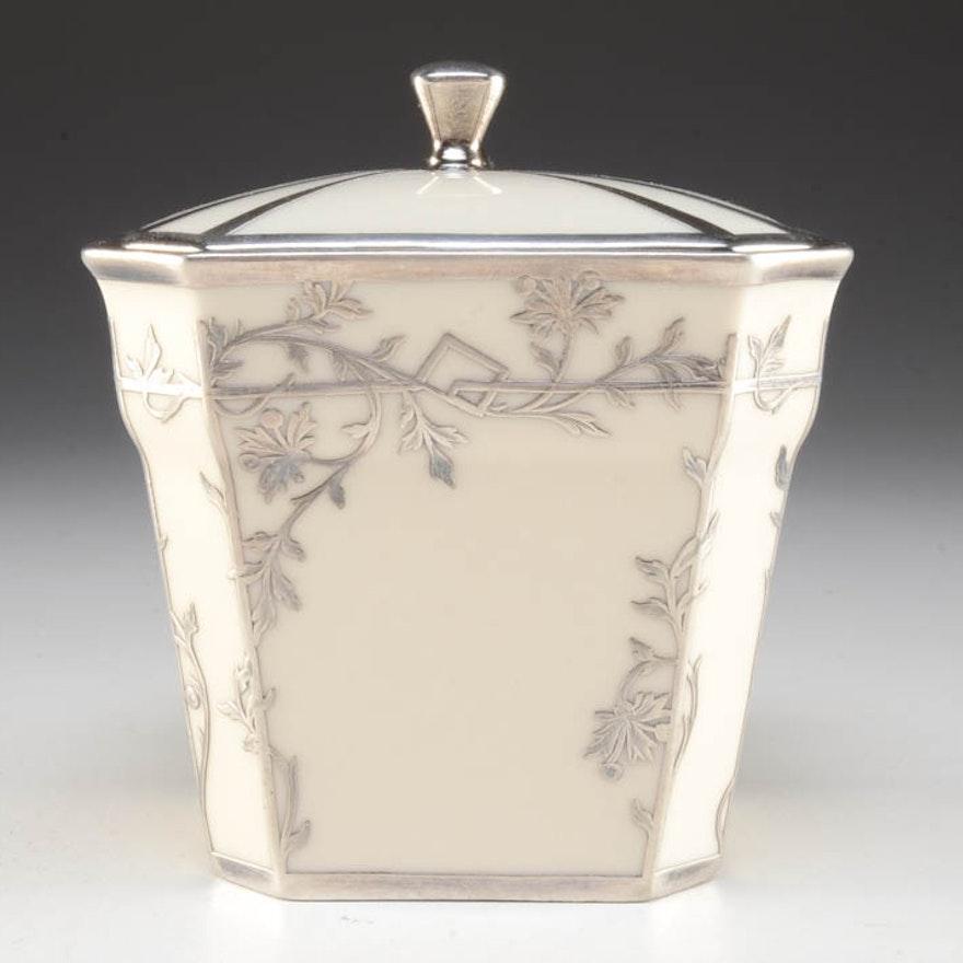 Lenox Porcelain Condiment Server