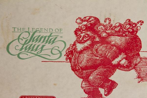 United design legend of santa claus quot the safe arrival