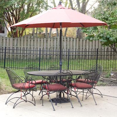 Patio furniture in nashville tn ebth for Outdoor furniture nashville