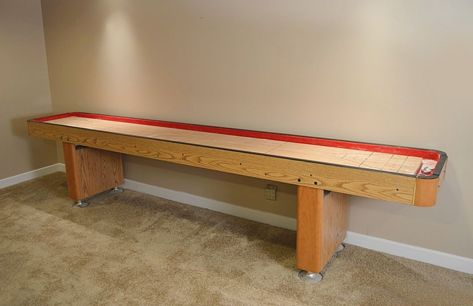 Playcraft Shuffleboard Table ...