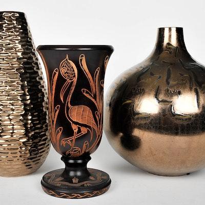 Vintage Decorative Vases Urns And Flower Pots Auction Page 6 Ebth