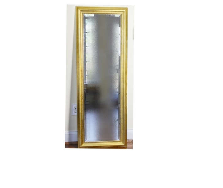 "Ikea ""Levanger"" Full Length Wall Mirror EBTH"