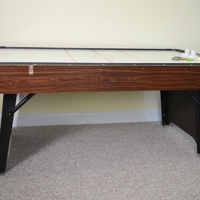 Antique toy auctions vintage game auctions in hyde park ohio personal property sale 15cin427 - Brunswick air hockey table ...