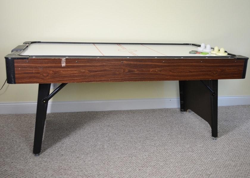 Brunswick 6u0027 Air Hockey Table ...