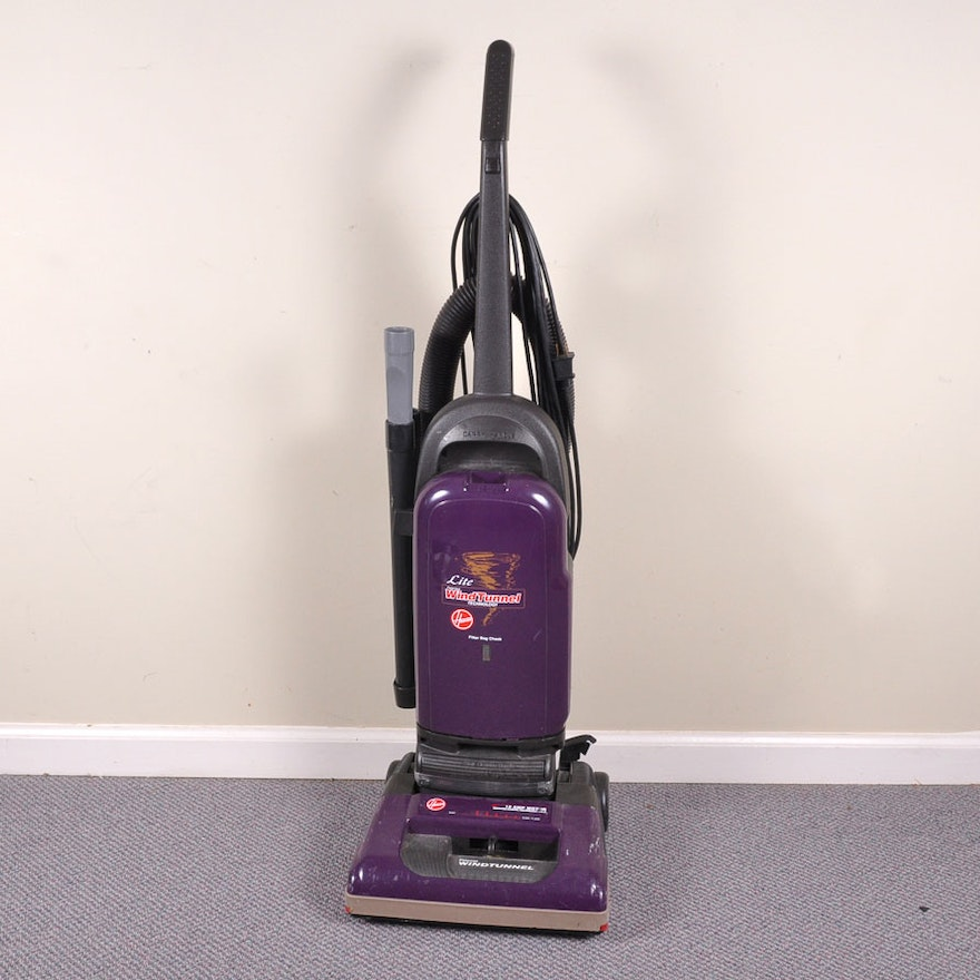 Hoover Lite Windtunnel Bagged Vacuum