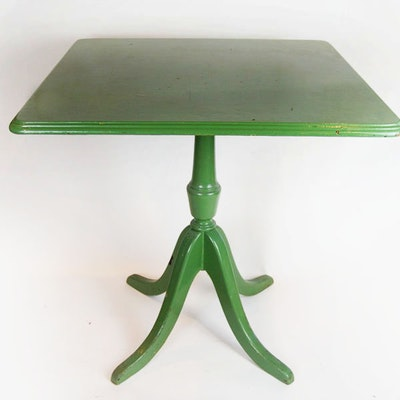 Vintage tables antique tables and retro tables auction in for Furniture 888 formerly green apple