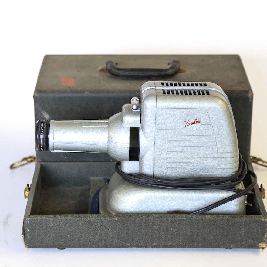 Vintage Viewlex Projector