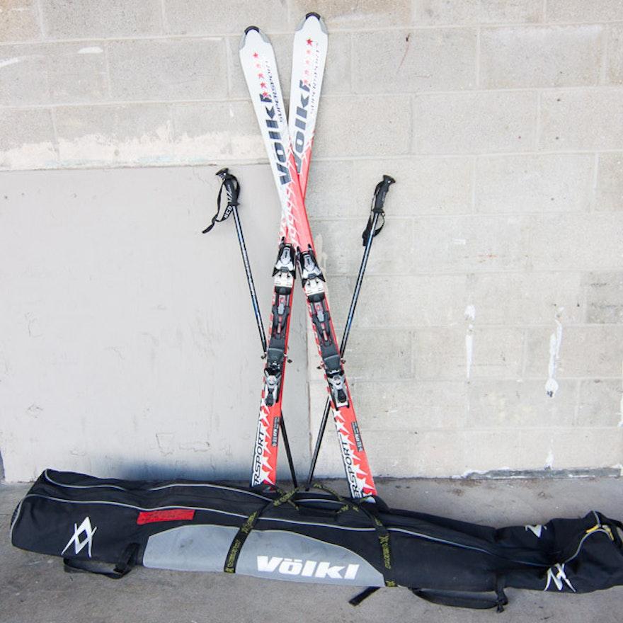 Men's Ski Set