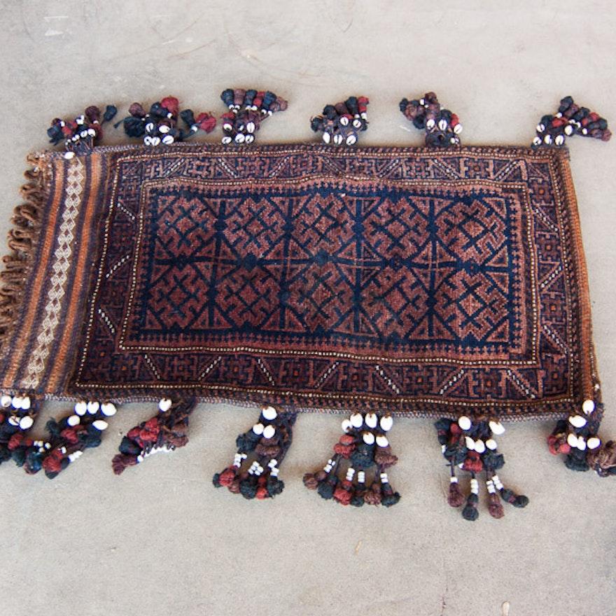 Handmade Baluchi Camel Bag