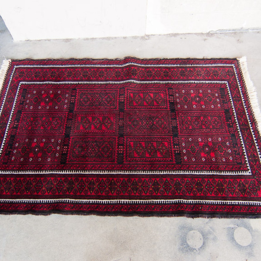Handmade Oriental Rug - 2