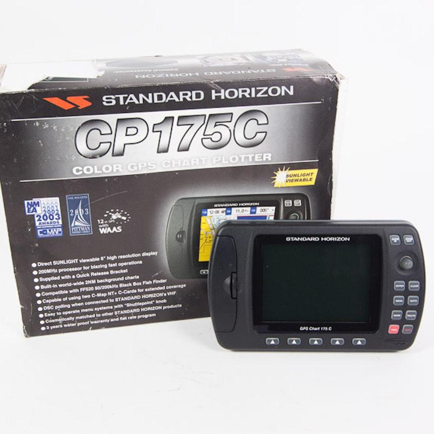 Standard Horizon Sailing GPS