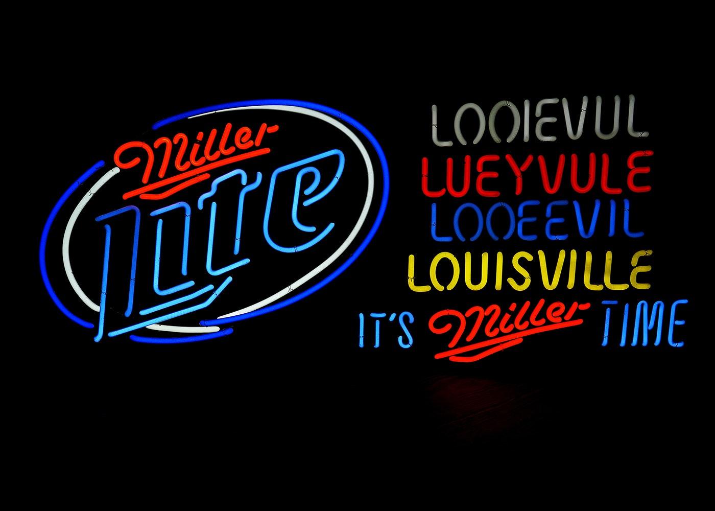 Louisville Ky Advertising Sports Memorabilia