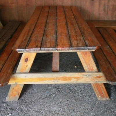 Vintage dining furniture auction antique dining furniture for sale amish made wooden picnic table watchthetrailerfo