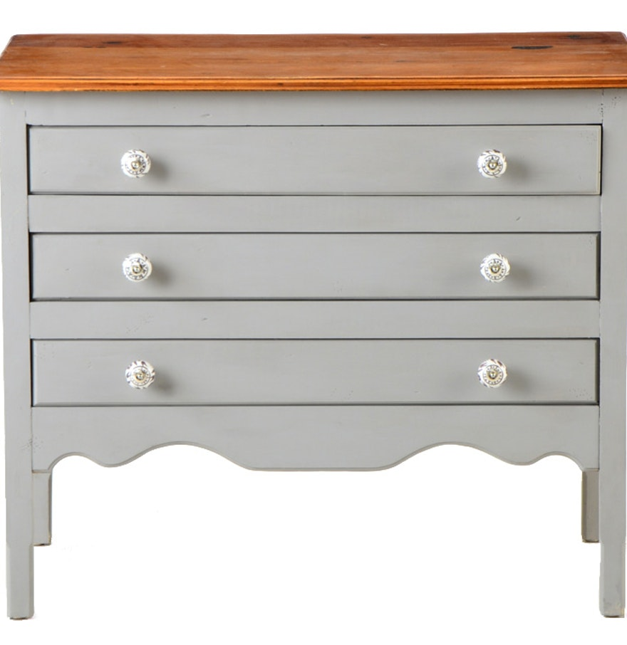 Alexvale Continental Style Chest Ebth