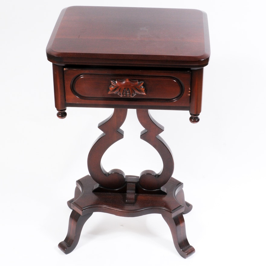 The Original Lillian Russell Nightstand By Davis Cabinet Company