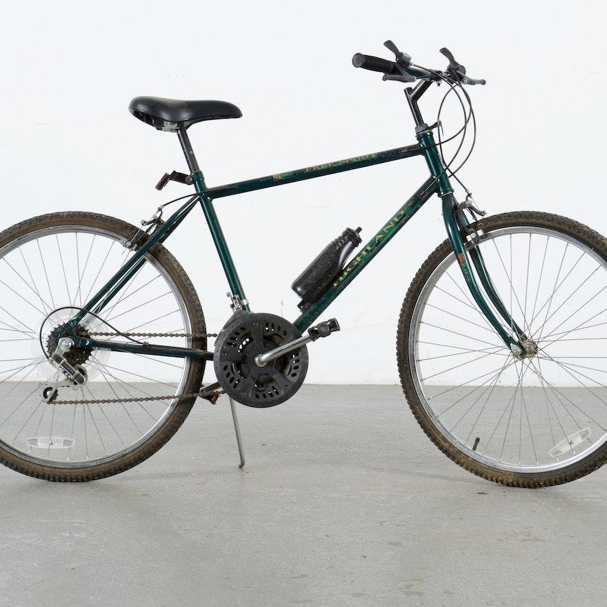 Free Spirit 15-Speed Highland Men's Bicycle