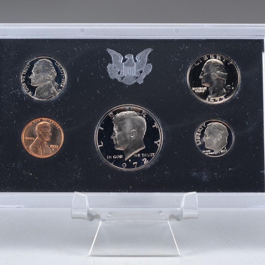 1972 U.S. Mint Proof Set