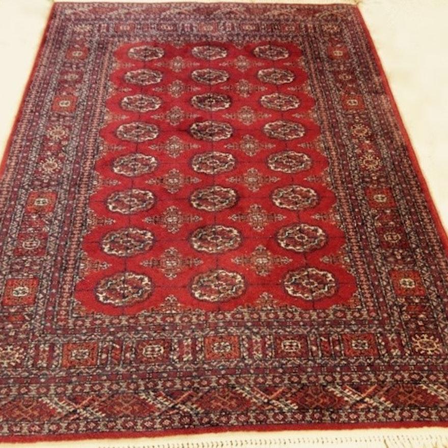 Karastan Wool 'Bokhara' Area Rug Pattern 722 : EBTH