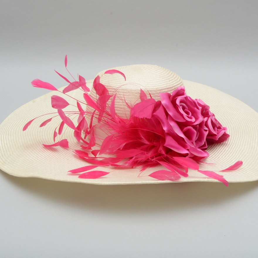 cfb4188345e Couture Derby Hat   EBTH