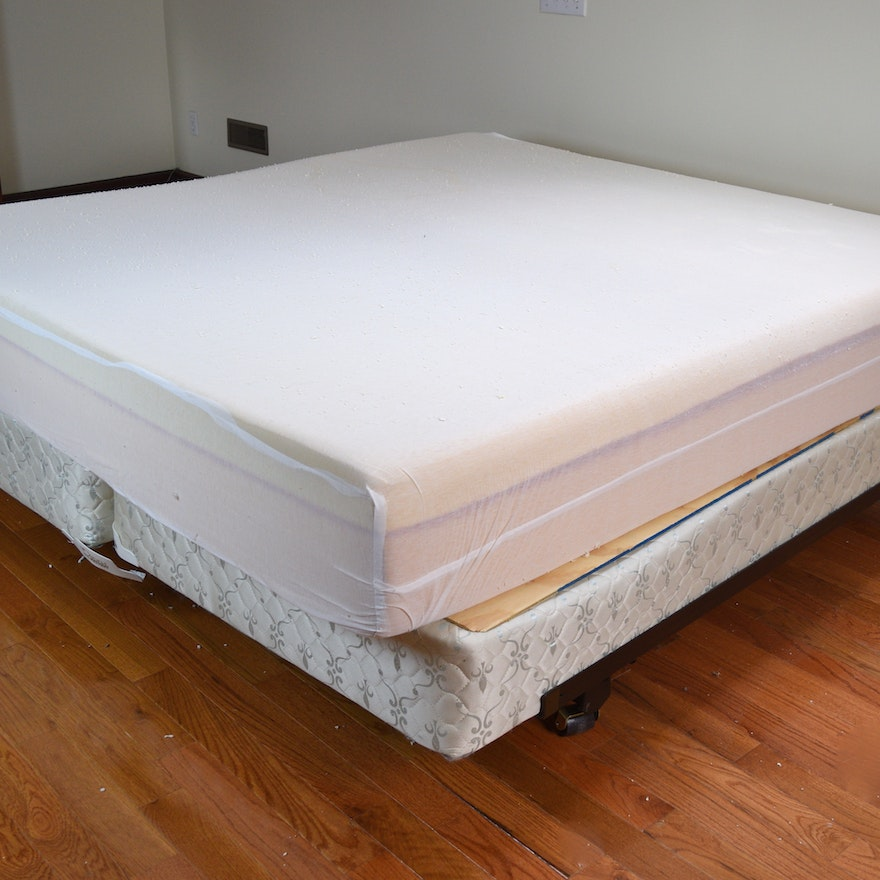 Dormia King Size Memory Foam Mattress