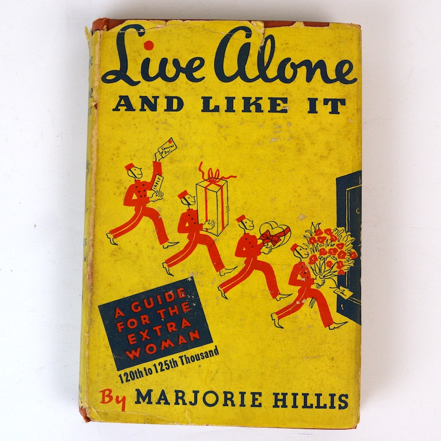 live alone and like it hillis marjorie