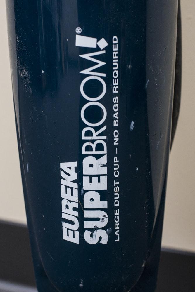 Eureka Super Broom Ebth