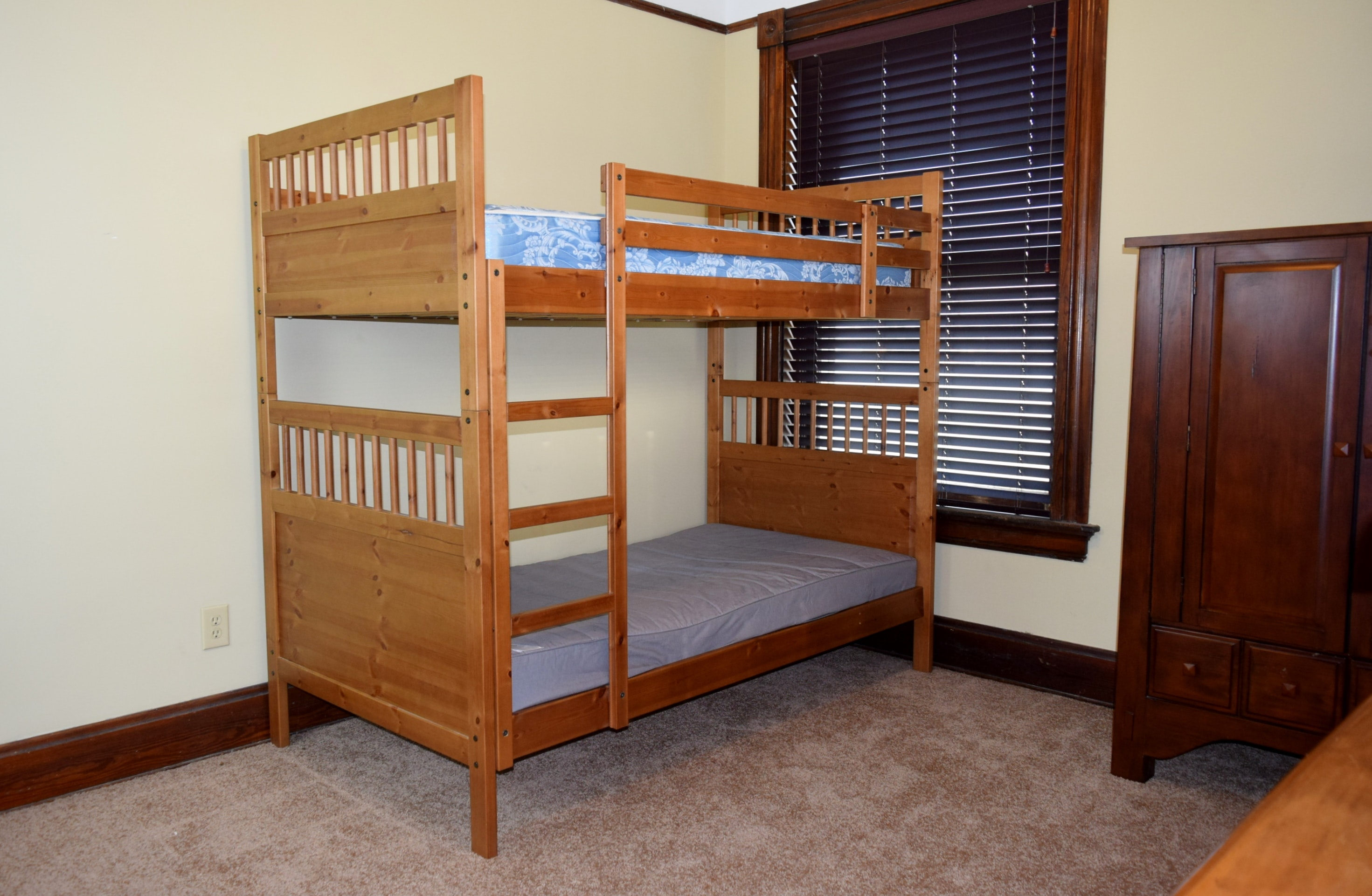Wood Bunk Beds Ikea