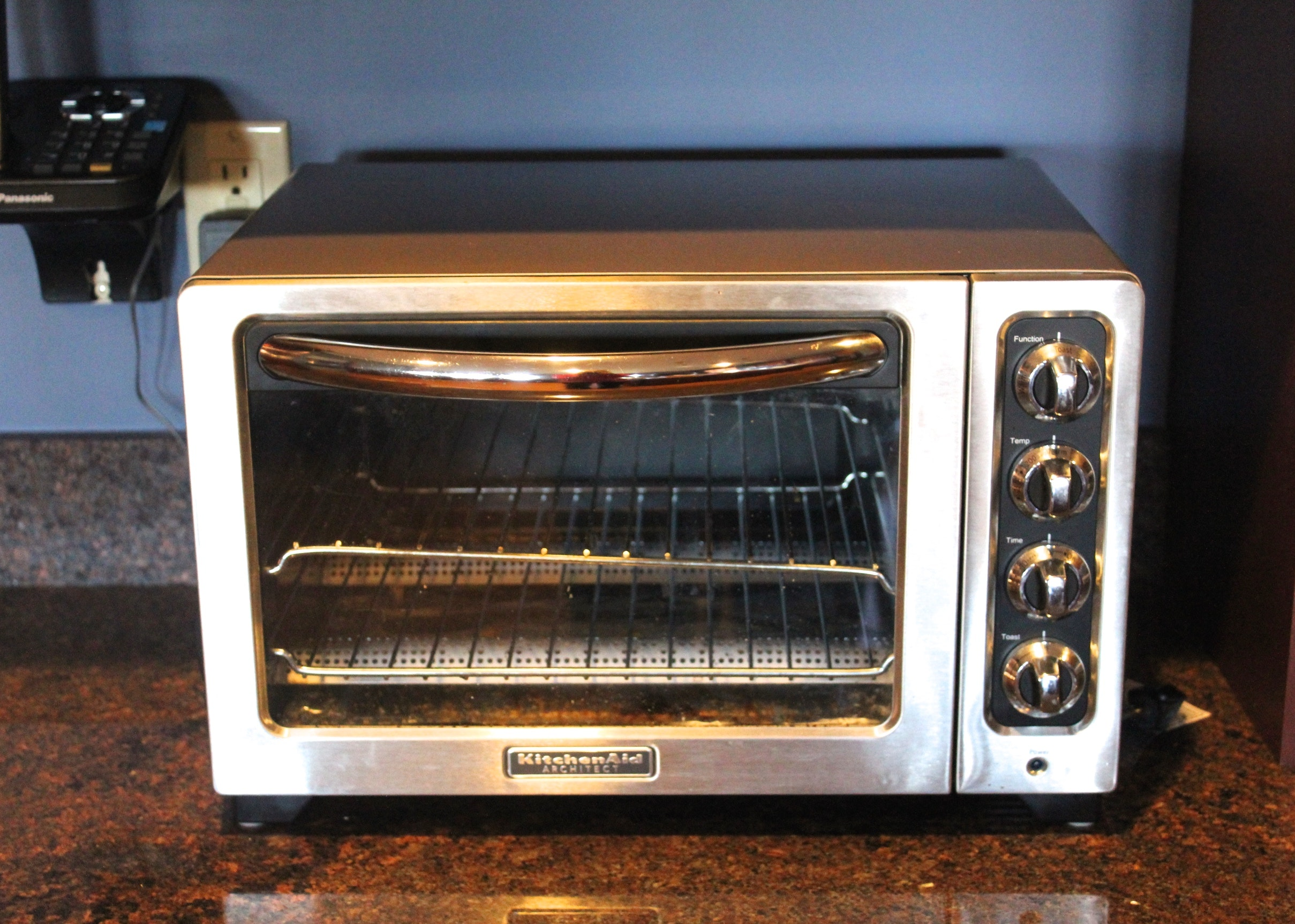 ... Toaster Oven Electrics Vintage Kitchenware Auctions Vintage Housewares  Auction Kitchenaid Architect ...