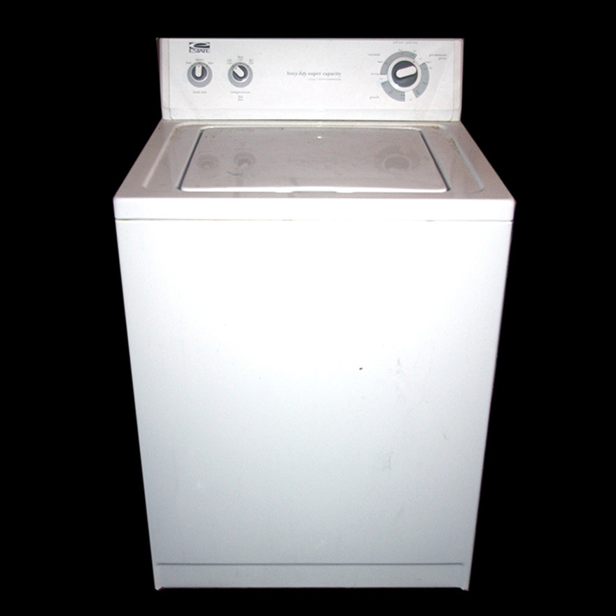 Estate Heavy Duty Super Capacity Top Load Washing Machine