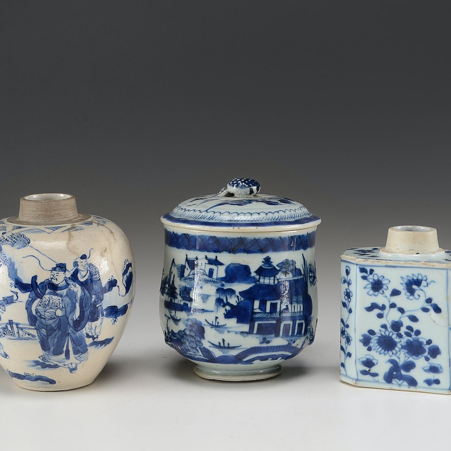 Chinese Vessels, Late Qing Dynasty