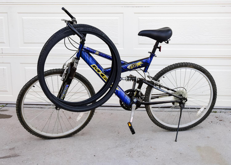 Mongoose Mgx 21 Speed Mountain Bike Ebth