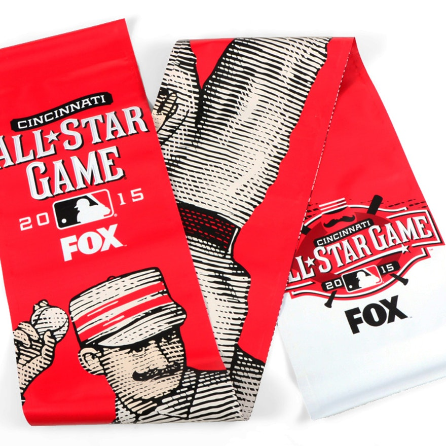 2015 All-Star Game Banner