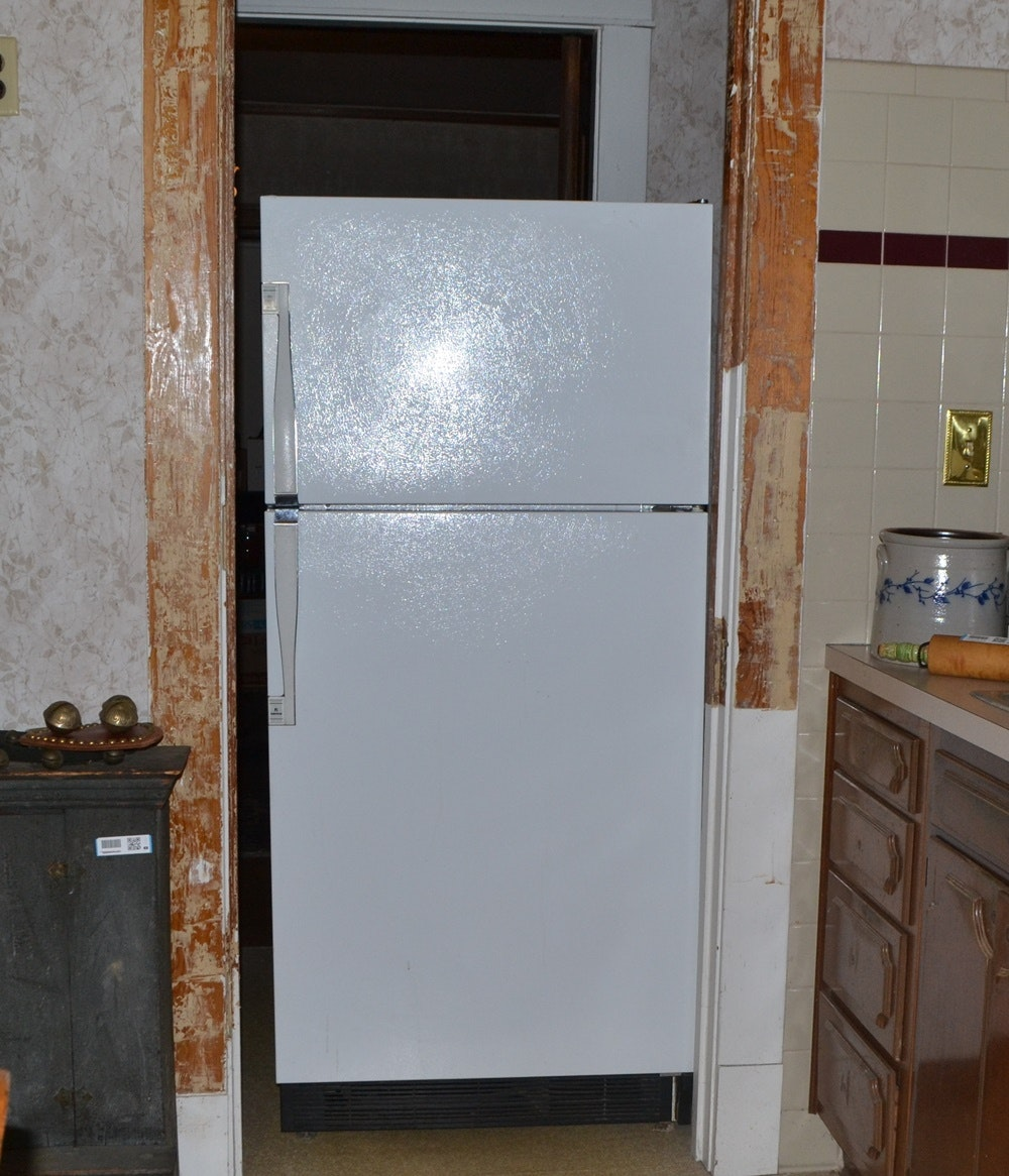 admiral refrigerator appliances auction   used appliances for sale in middletown oh      rh   ebth com