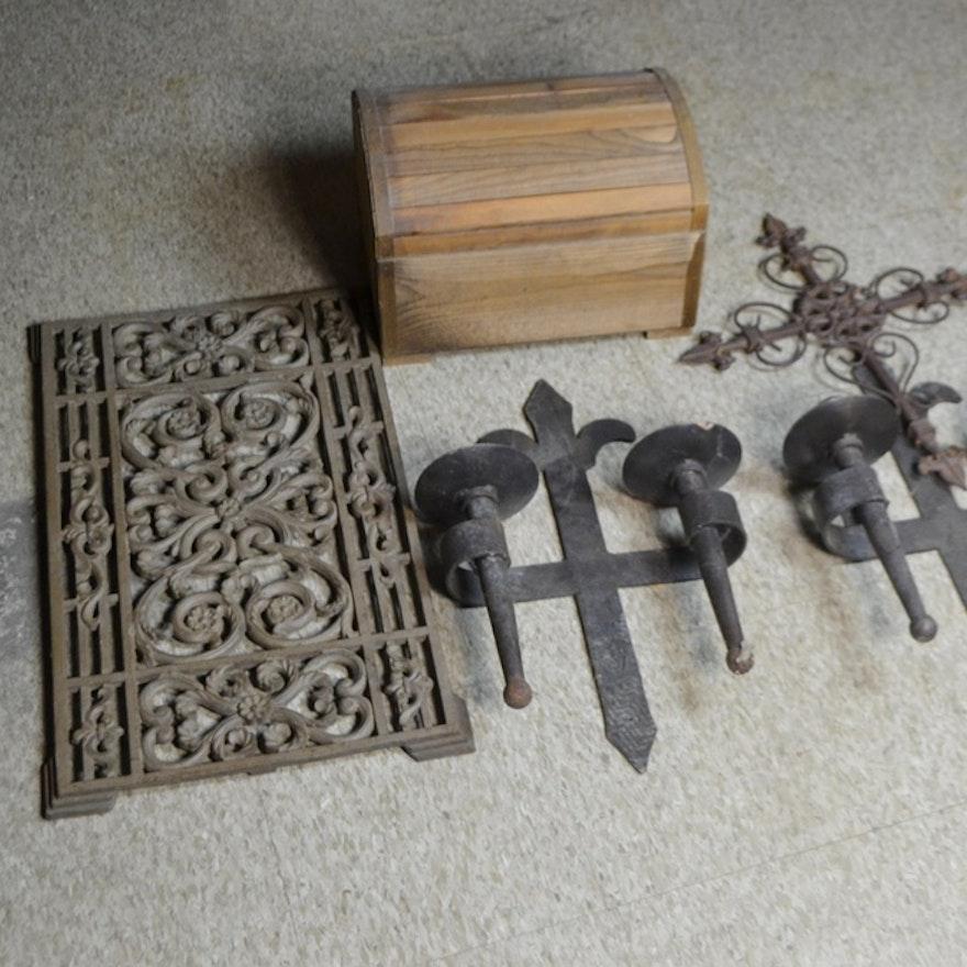 Decorative Iron Items