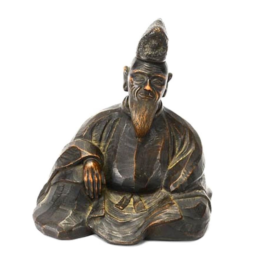 Bronze Finish Plaster Emperor