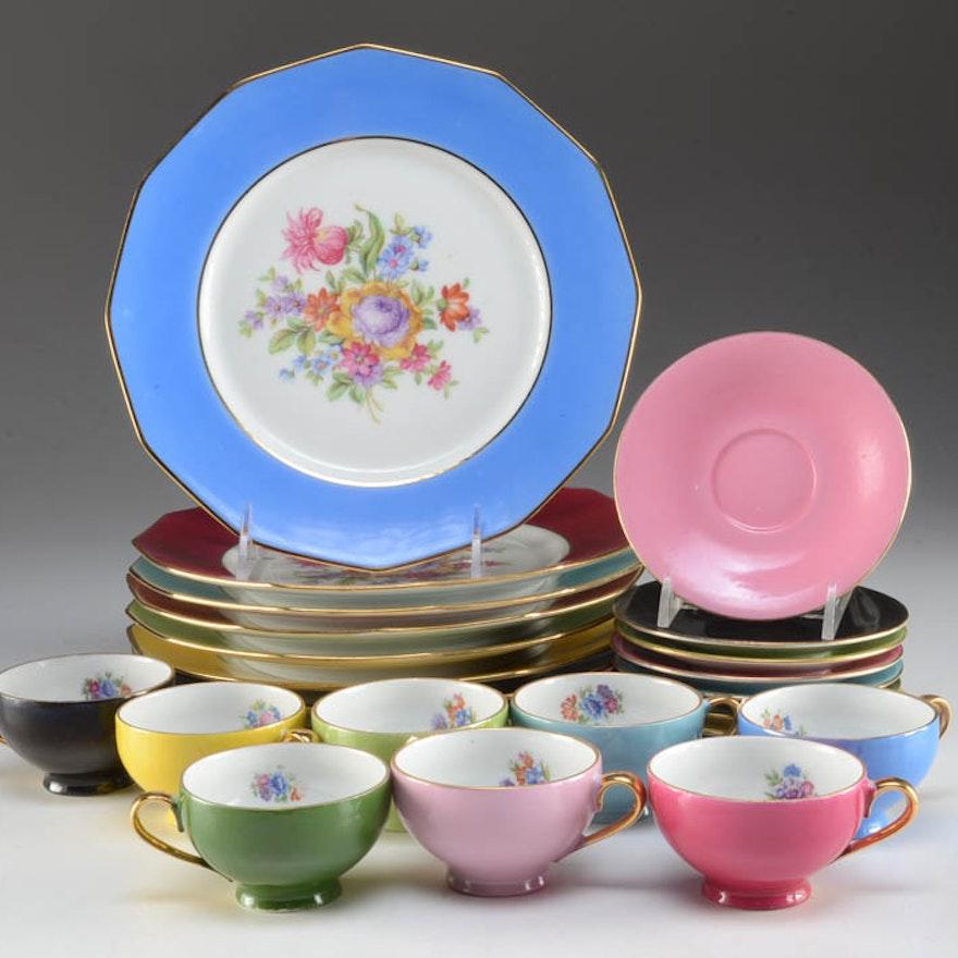 Service for Eight Marks & Rosenfeld China Set