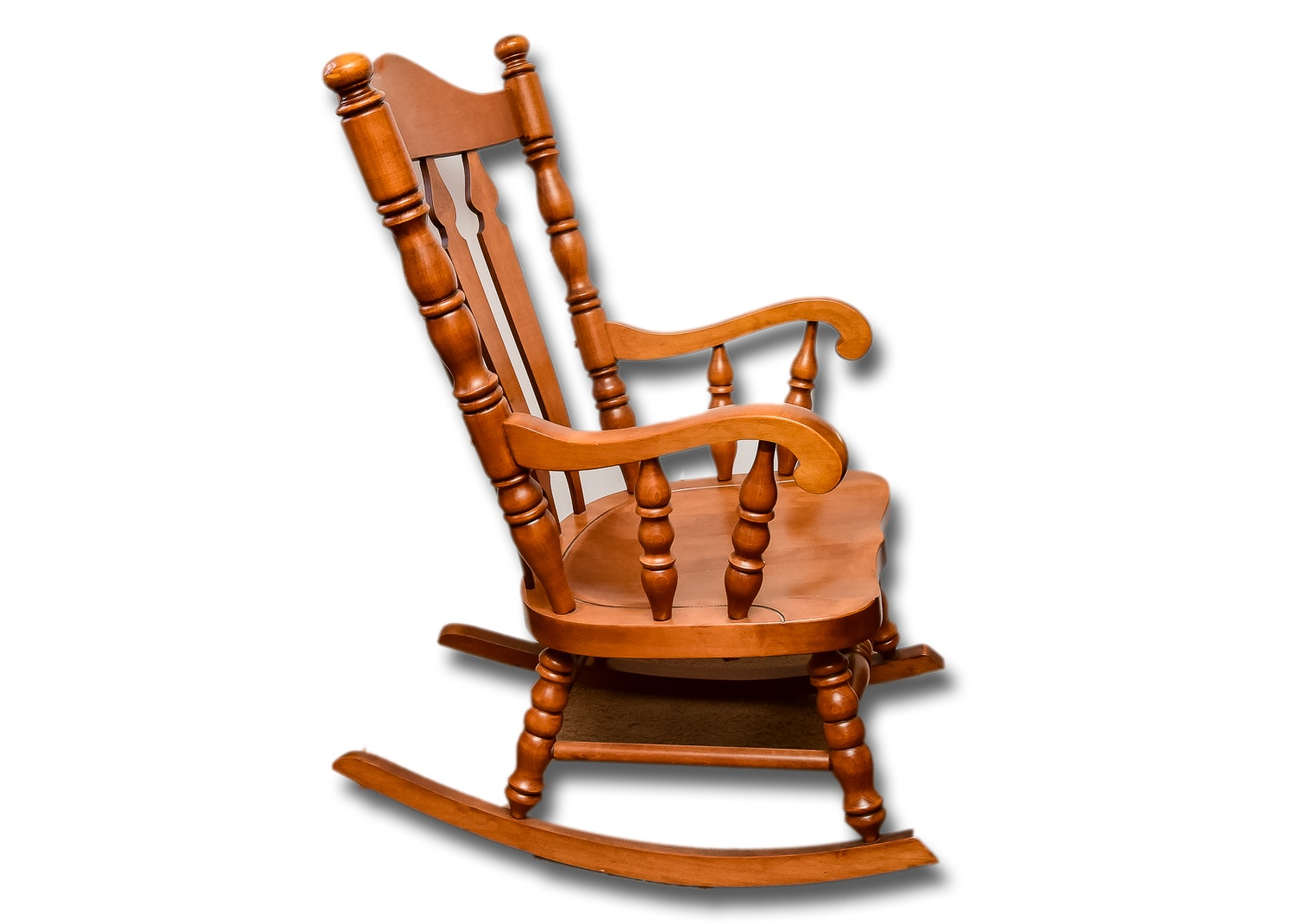 how to tell how old a rocking chair is
