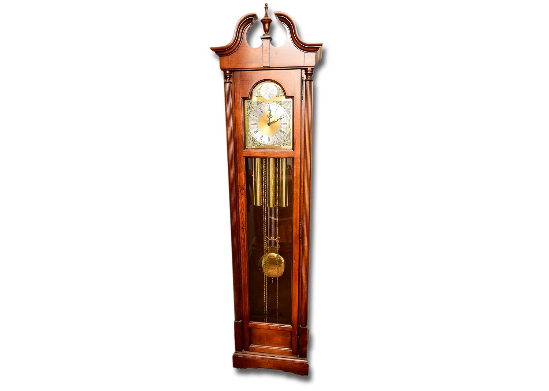 Howard miller quartz mantel clock instructions