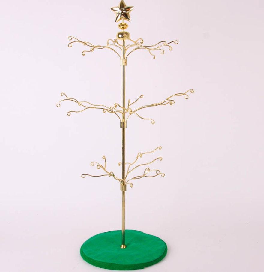 Department 56 snowbabies ornaments - Department 56 Snowbabies Ornament Tree And Ornaments
