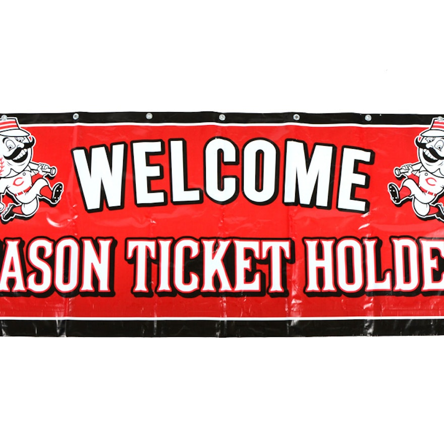 """2015 All-Star Game """"Welcome"""" Banner"""