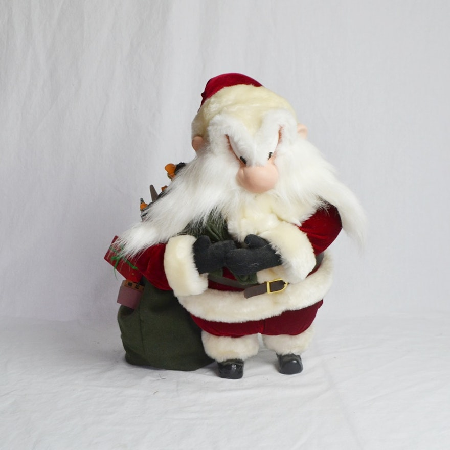 Yosemite Sam Collectible Santa By House Of Hatten