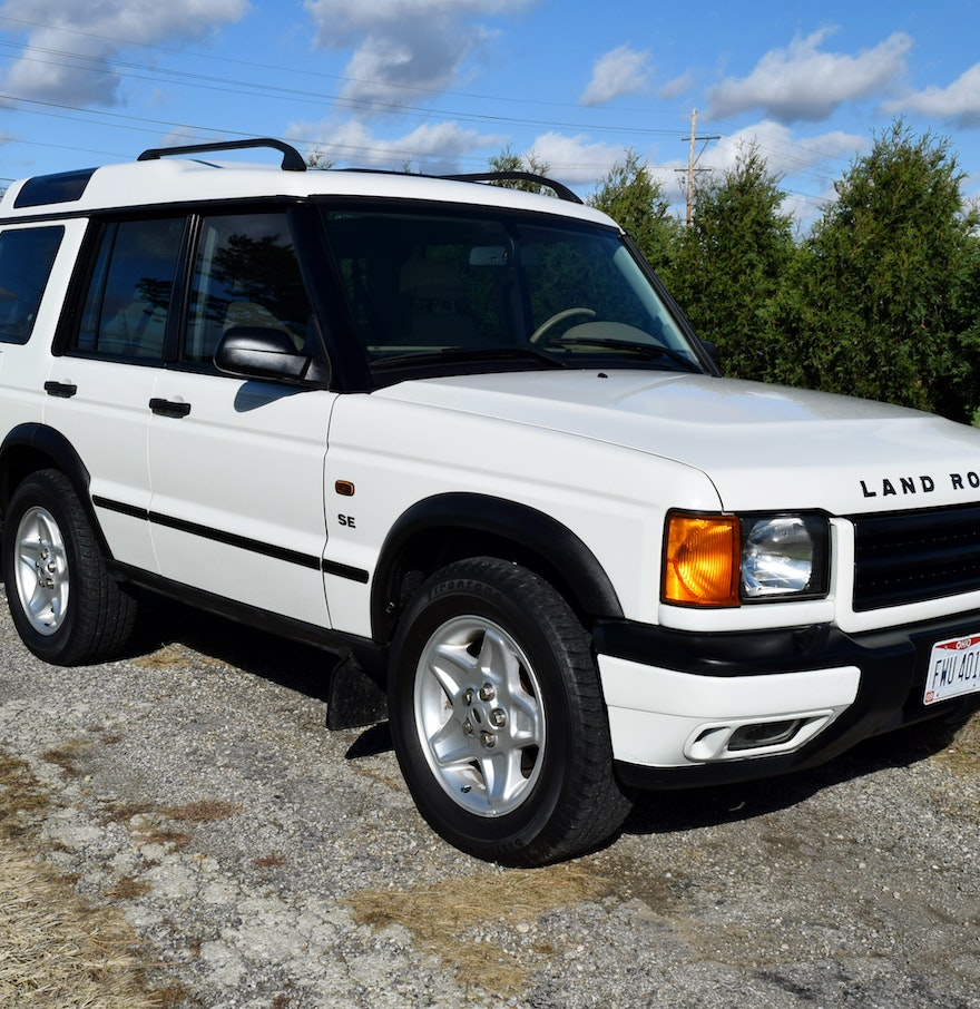 2001 Land Rover Discovery II SE : EBTH