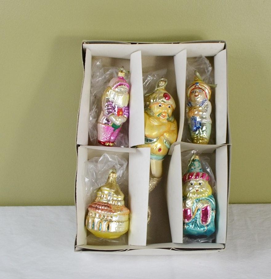 Polish glass ornaments - Polish Glass Ornaments 38