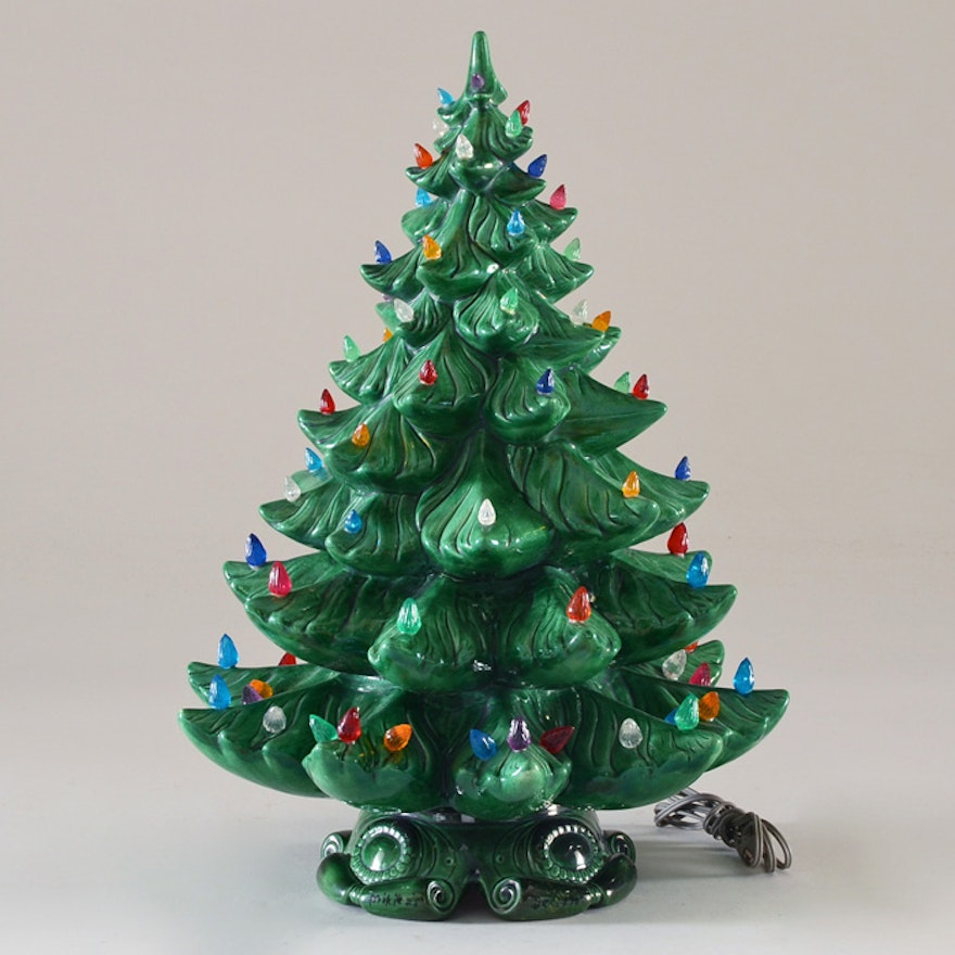 - Atlantic Mold Ceramic Christmas Tree : EBTH