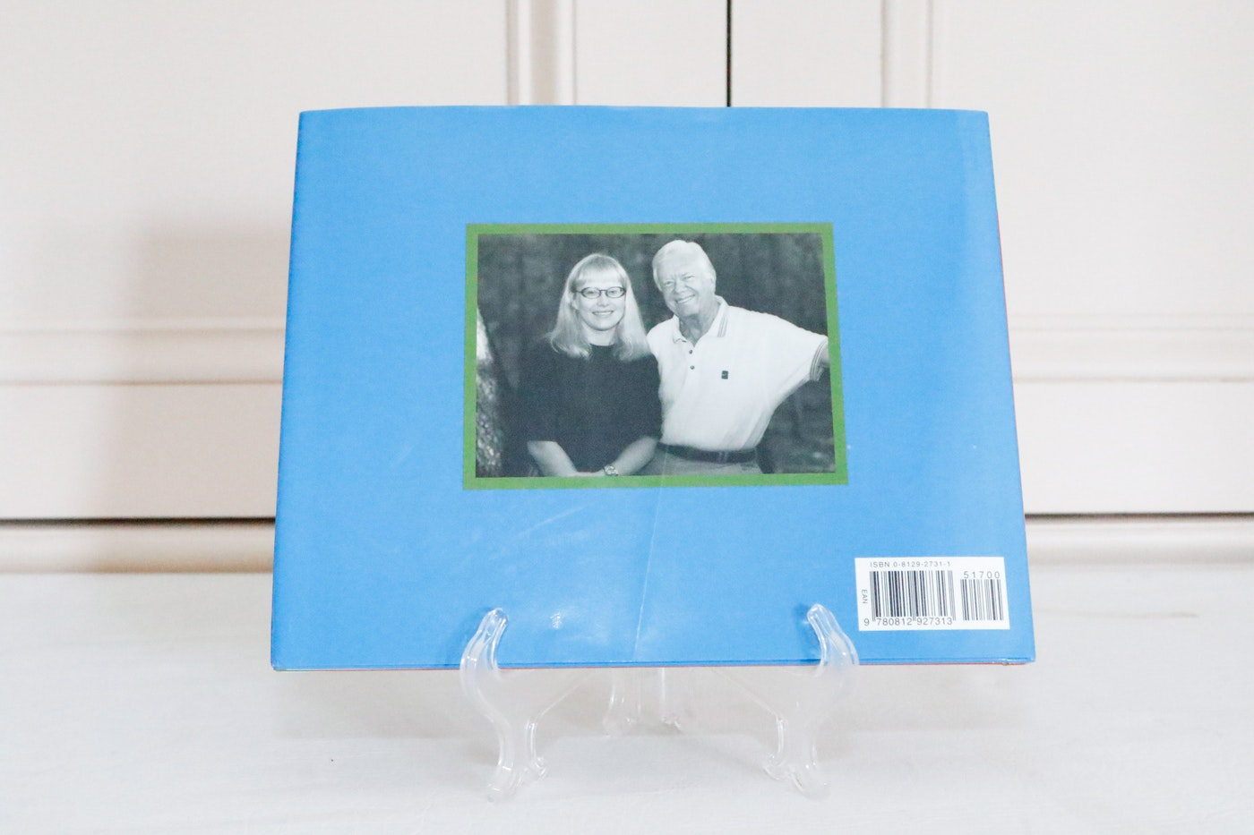 Signed Children's Story Book by Jimmy Carter and Daughter ...