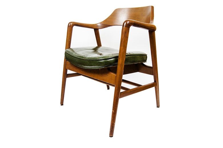 midcentury modern gunlocke chair - Retro Chairs