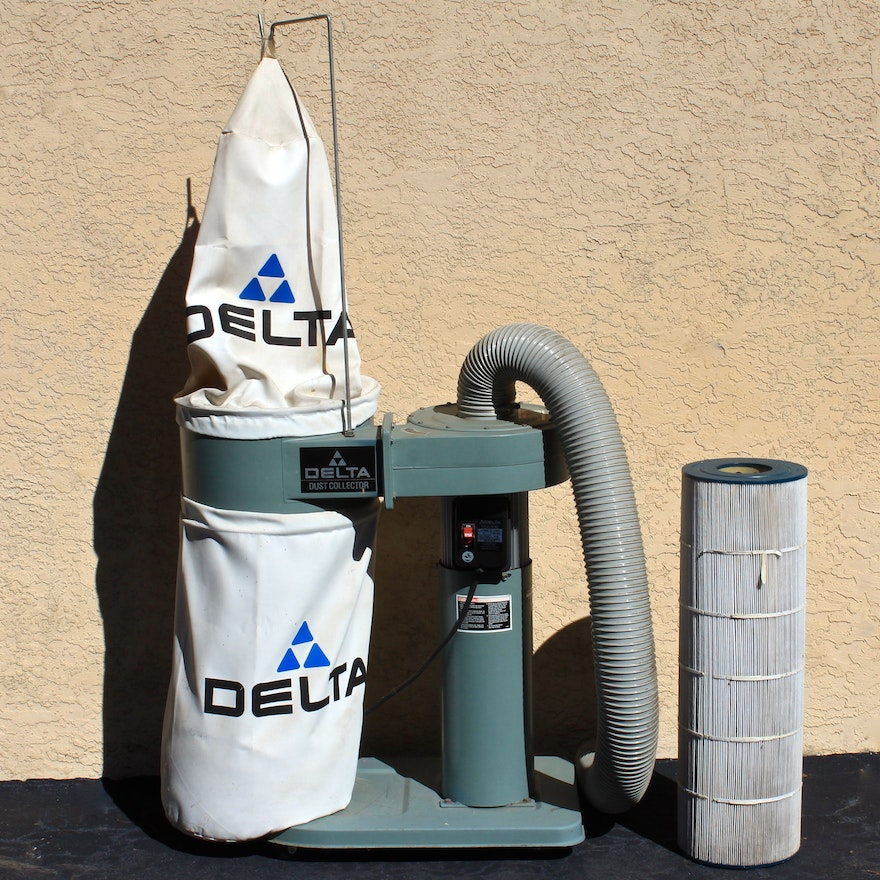 delta dust collector 50-840 manual