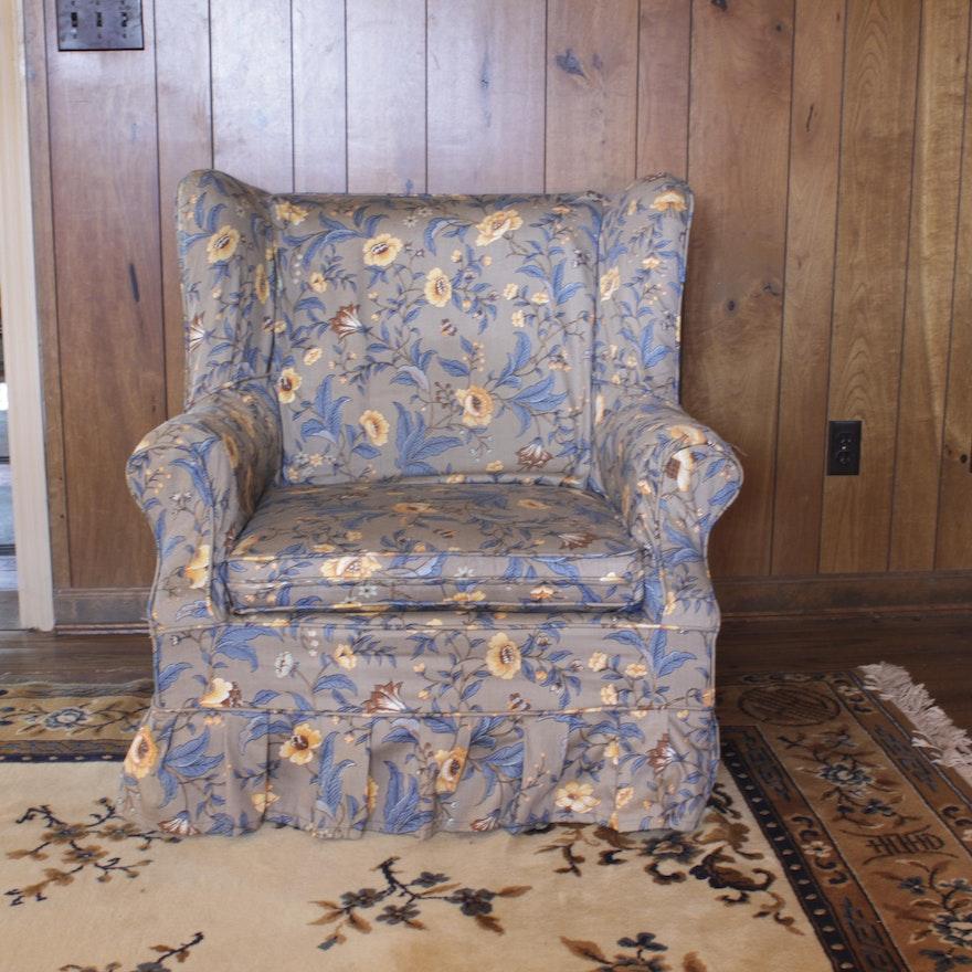Vintage Leuger S Furniture Cincinnati Arm Chair Ebth