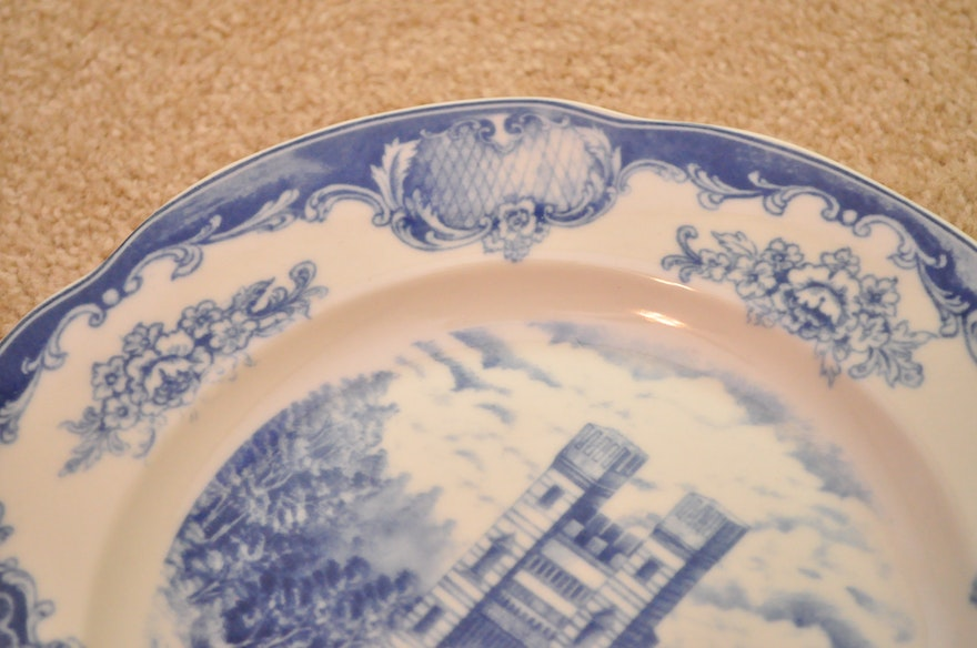 Vintage transferware pottery ebth for Royal motors lexington ky