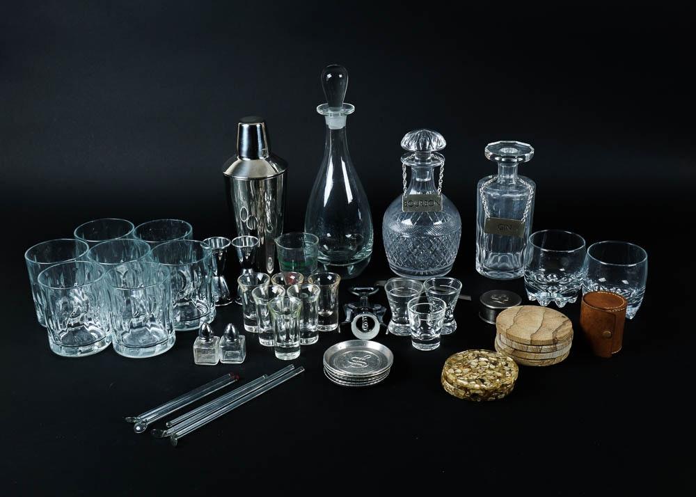 Classy And Unique Barware Collection ...